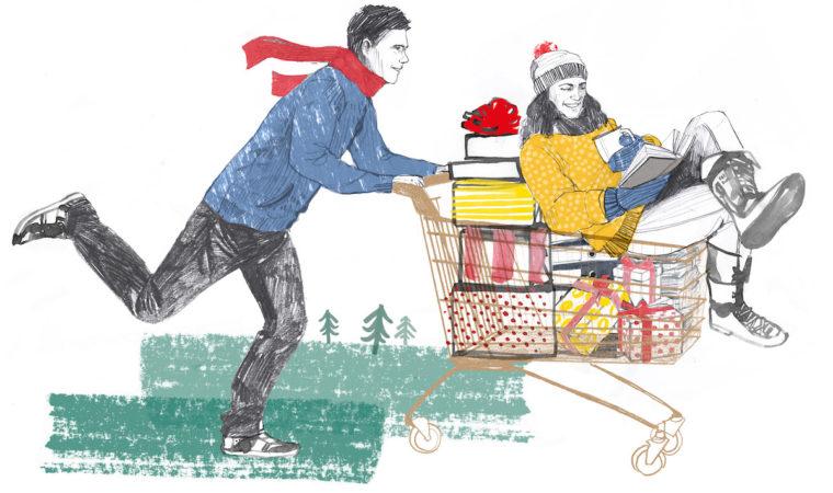 Titelstory in der Apotheken Umschau im Dezember 2017: Ganz schön Stressig