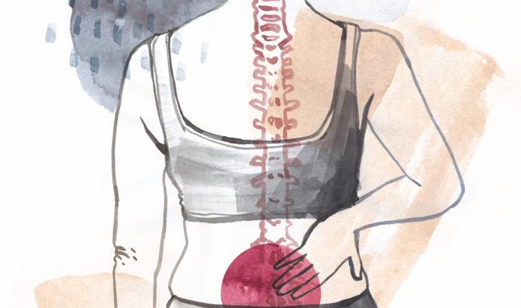 Illustrationen in der Brigitte Wir