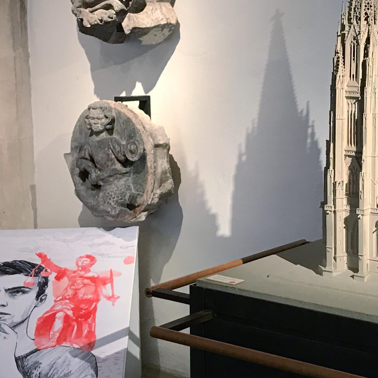 """Eröffnung der Ausstellung """"Sophias Frage"""" im Historischen Museum Regensburg"""