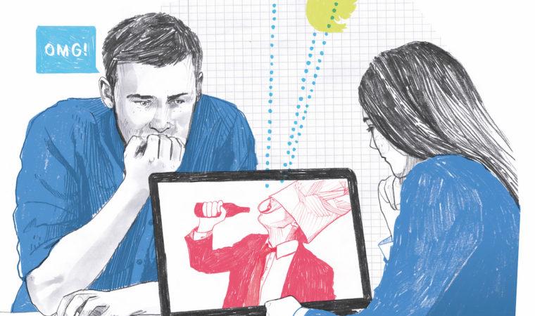 Illustrationen für den Verbraucherservice Bayern